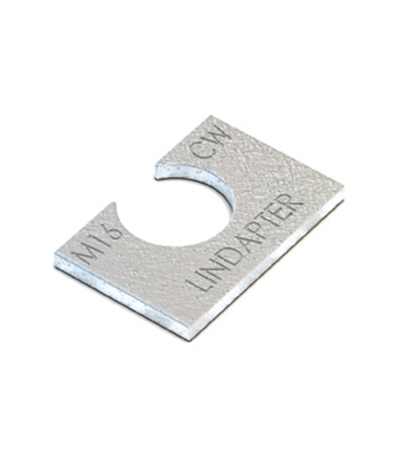 Type CW Clipped Washers