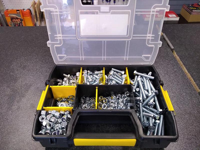 mixed fastener kits